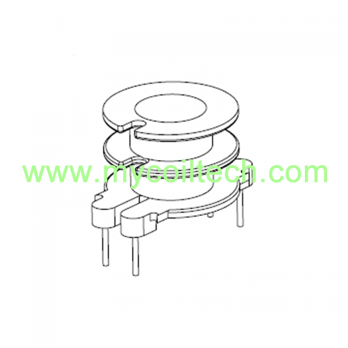 RM6 High Frequency Transformer Bobbin