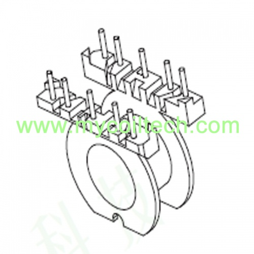 PQ20 Pin 5+5 Horizontal Type Transformer Bobbin