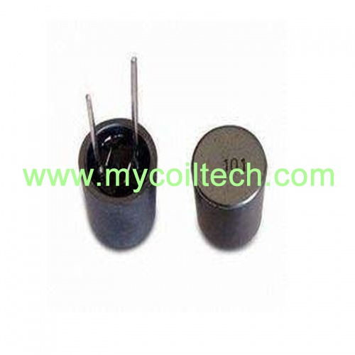 Drum Core Radial Leaded Inductor Customized Size 1016