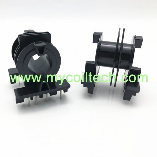 8 Pins High Frequency PQ35 Horizontal Transformer Bobbin