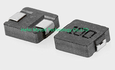 neue design smd power shielded inductor von mycoil